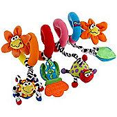 Playgro Twirly Whirly Amazing Garden