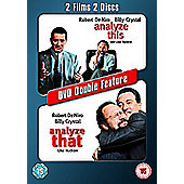 Analyze This / Analyze That (DVD Boxset)