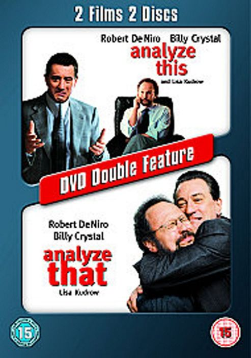 Analyze This & Analyze That (DVD Boxset)