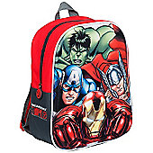 Marvel Avengers 3D Junior Backpack