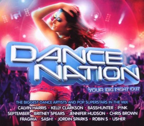 Ministry Of Sound: Dance Nation Vol.1 (3CD)