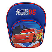Disney Cars 'Lightning McQueen 95' Arch Pocket Backpack
