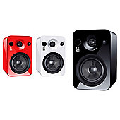 Roth OLi POWA-5 Active Speakers With Bluetooth (White)