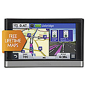 "Garmin nuvi 2547LM Sat Nav, 5"" LCD Touch Screen with Free Lifetime Map Updates across Western Europe"