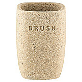 Tesco Stone Effect Word Tumbler