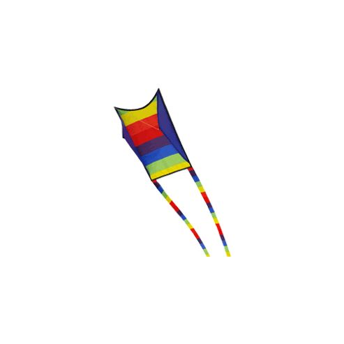 Rainbow Sled Kite