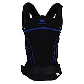 Manduca Organic Blackline Baby Carrier (Absolute Blue)