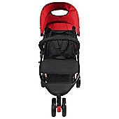 Redkite push me Pushchair, Metro Flame