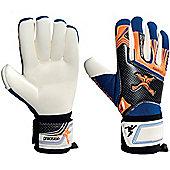 Precision Gk Schmeichology Fusion Scholar Junior Goalkeeper Gloves - Blue
