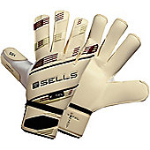 Sells Total Contact Excel 4 Junior Goalkeeper Gloves - White