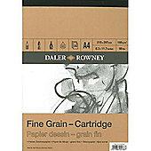 DR Fine Grain Cartridge Pad A4 160g