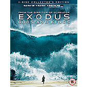 Exodus: Gods & Kings 3D Blu-ray