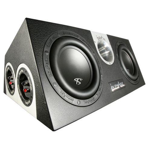 In Phase Speaker Enclosures XTB-208