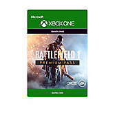 Battlefield 1: Premium Pass  Xbox One (Digital Download Code)