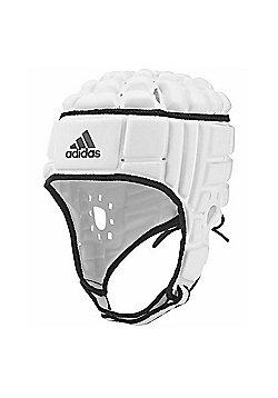 adidas Rugby Headguard - White - White