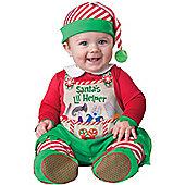 Santas Lil Helper - Baby Costume 12-18 months