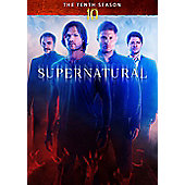 Supernatural Series 10 DVD