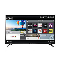 LG 42LF580V 42 Inch Smart WiFi Built In Full HD 1080p LED TV with Freeview HD -