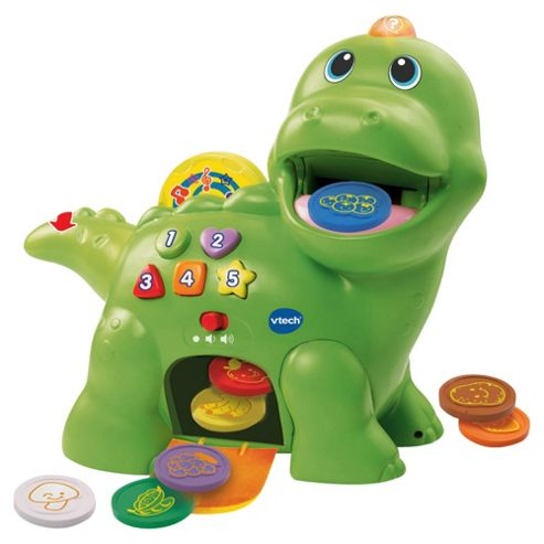 buy vtech feed me dino from our learning toys range tesco. Black Bedroom Furniture Sets. Home Design Ideas
