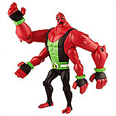 Ben 10 10cm super fourarms