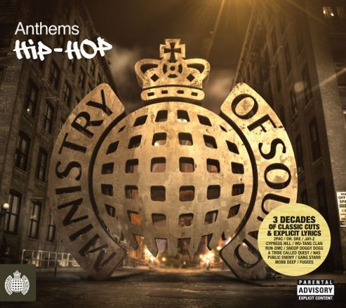 Ministry Of Sound: Anthems Hip Hop (3CD)