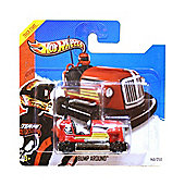 Hotwheels Diecast Car Hot Wheels - Bump Around (HW Racing 2013)