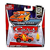 Disney Pixar Cars Snot Rod with Flames Diecast Collectable Toy Car