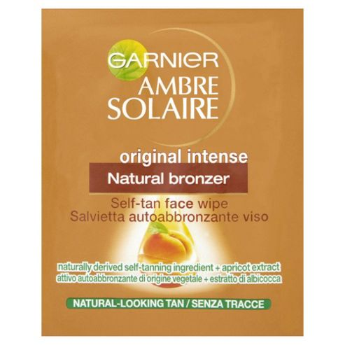 Ambre Solaire No Streaks Bronzer Tan Wipes