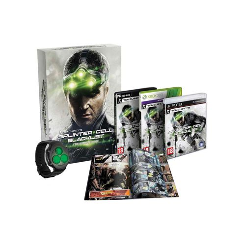 Splinter Cell Blacklist The Ultimatum Edition
