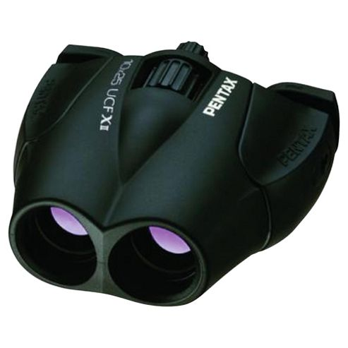 Pentax UCF X II 10x25 Porro-Prism Binoculars