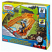 Thomas and Friends Dash & the Misty Island Mission