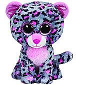 Ty Beanie Boos BUDDY - Tasha the Leopard 24cm