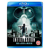 Alien Infiltration (Blu-Ray)