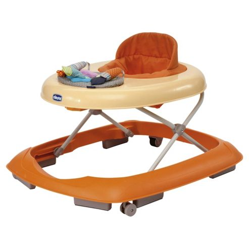 Chicco Paint Baby Walker, Orange