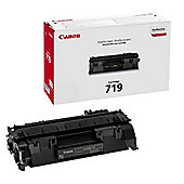 Canon 719 (3479B002AA) toner cartridge - Black