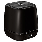 Iluv ISP145BLK Bluetooth Mini Speaker Black
