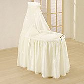 Leipold Moonlight Full Length Drape Crib