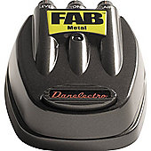 Danelectro FAB3 FAB Metal Guitar Effects Pedal