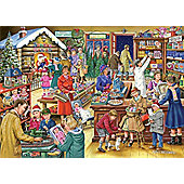 Christmas Treats 500 Piece Puzzle