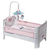 Baby Annabell Bed With Lullaby