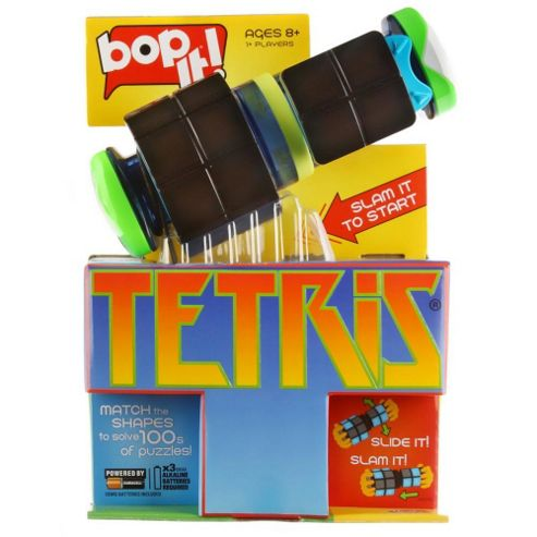 Bop It! Tetris Edition