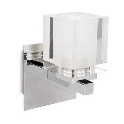 Wonderful Buy Tesco Lighting Chrome Flush Bathroom Ceiling Light With Marble