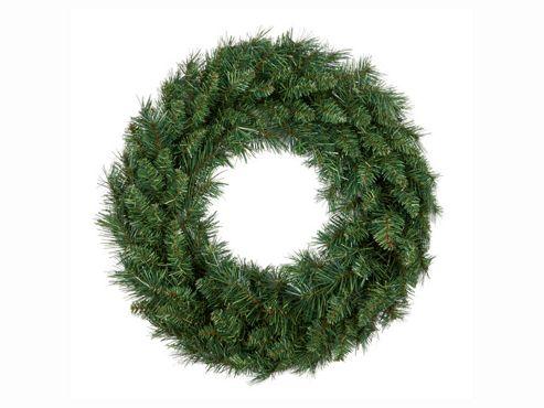 Premdec Tw24Np Majestic Noel Pine Wreath 60Cm