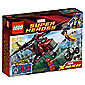 LEGO Super Heroes X-men: Wolverine's Chopper Showdown 6866