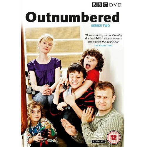 Outnumbered - Series 2 (DVD Boxset)