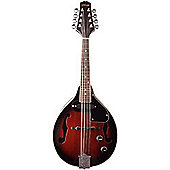 Stagg M50E Electro-Acoustic Bluegrass Mandolin with Nato Top