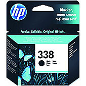 HP 338 Black Inkjet Print Cartridge