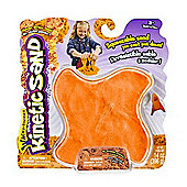 Wacky-tivities Kinetic Sand 14 oz Neon Orange