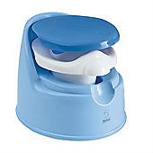 Tippitoes 2-in-1 Potty (Blue)