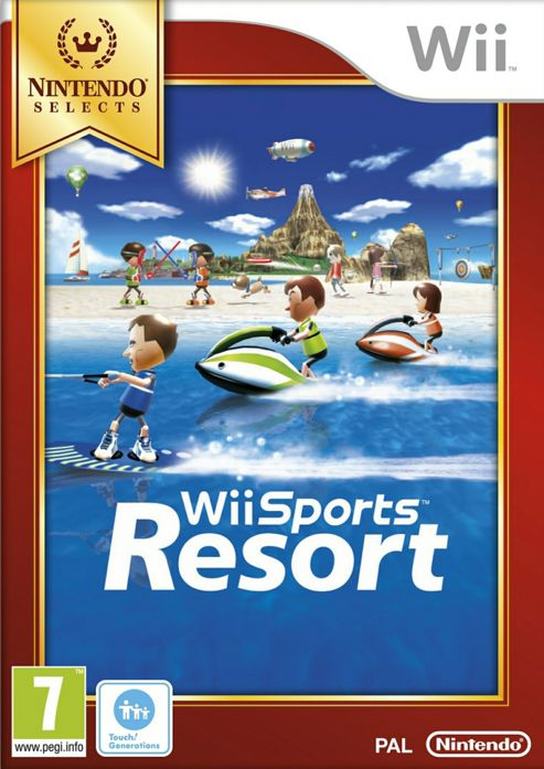 Wii Sports Resort (Wii Selects)